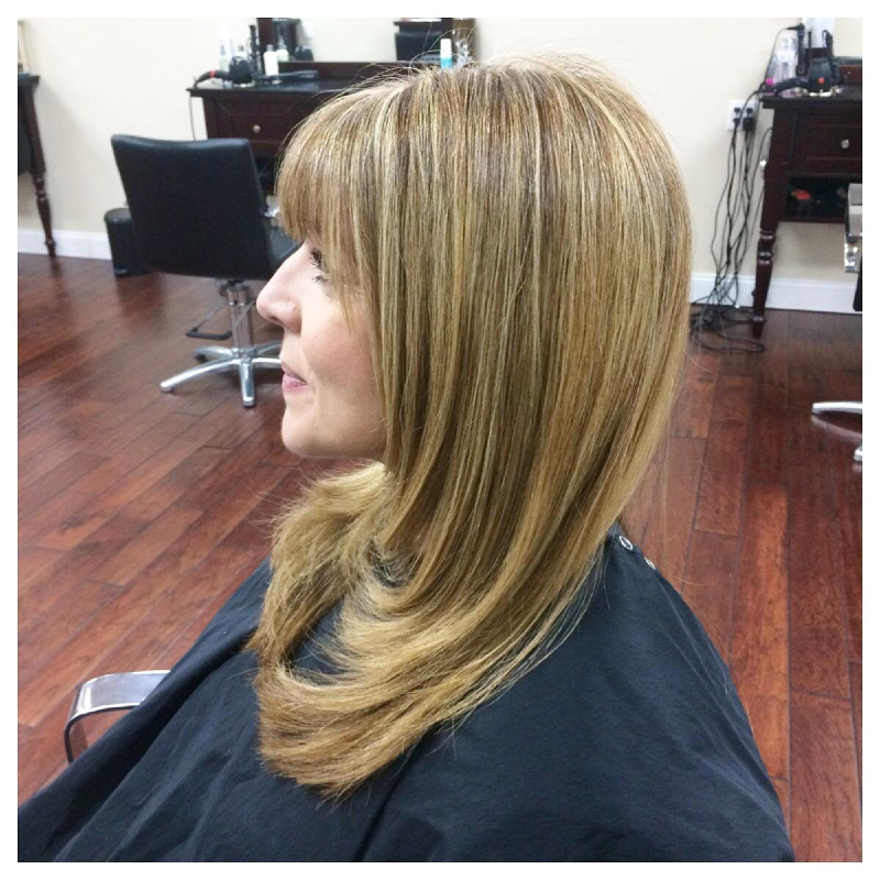 Marsona horan salon in fairfield ct vagaro for Adams salon fairfield ct